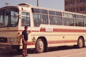 PEGASO COMET EN 1975