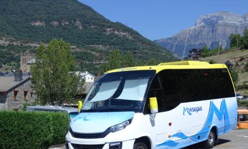 microbús pirinero